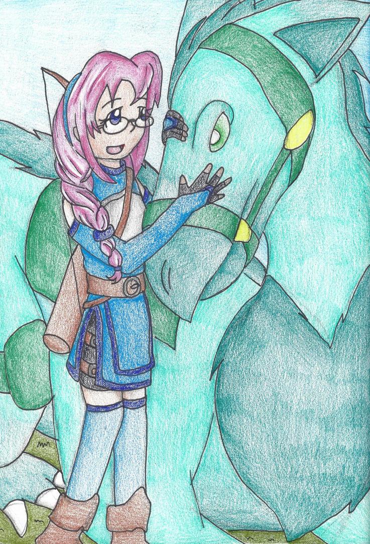 Dragon Dreamer by still-a-fan