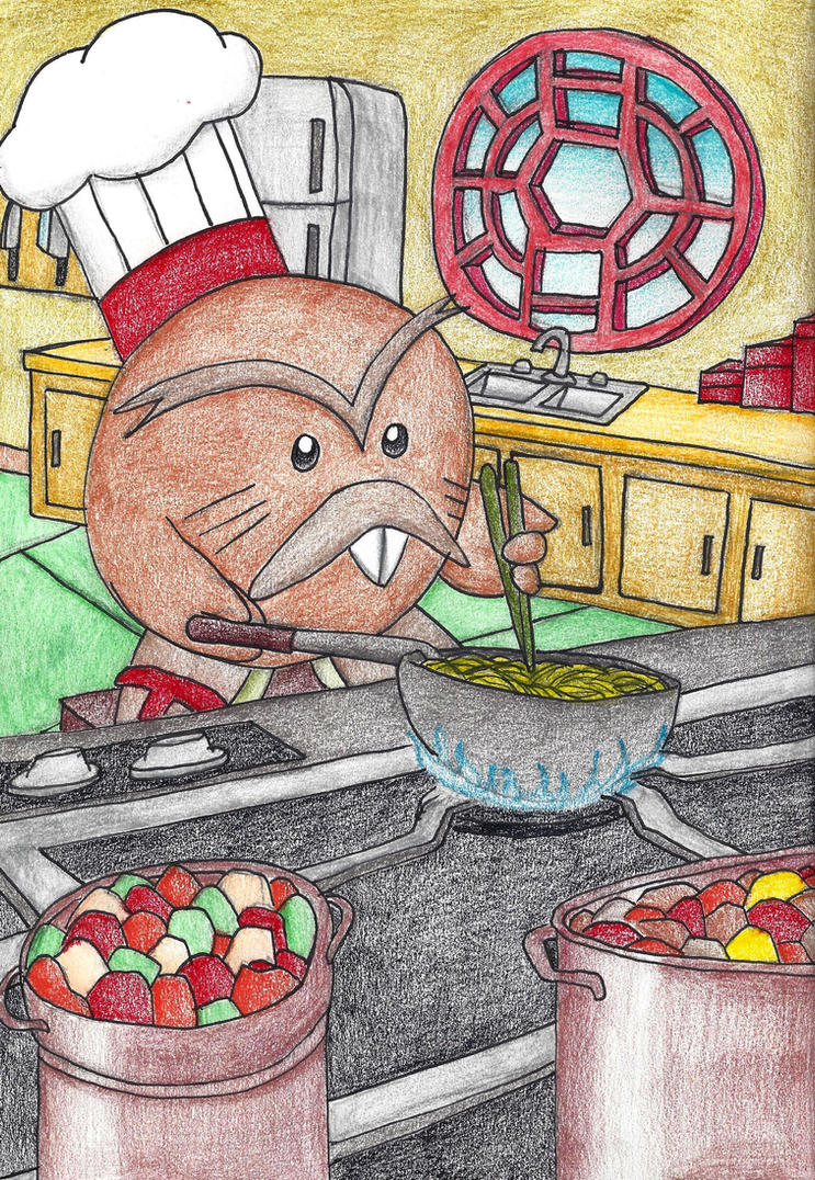 Home Cooking by still-a-fan