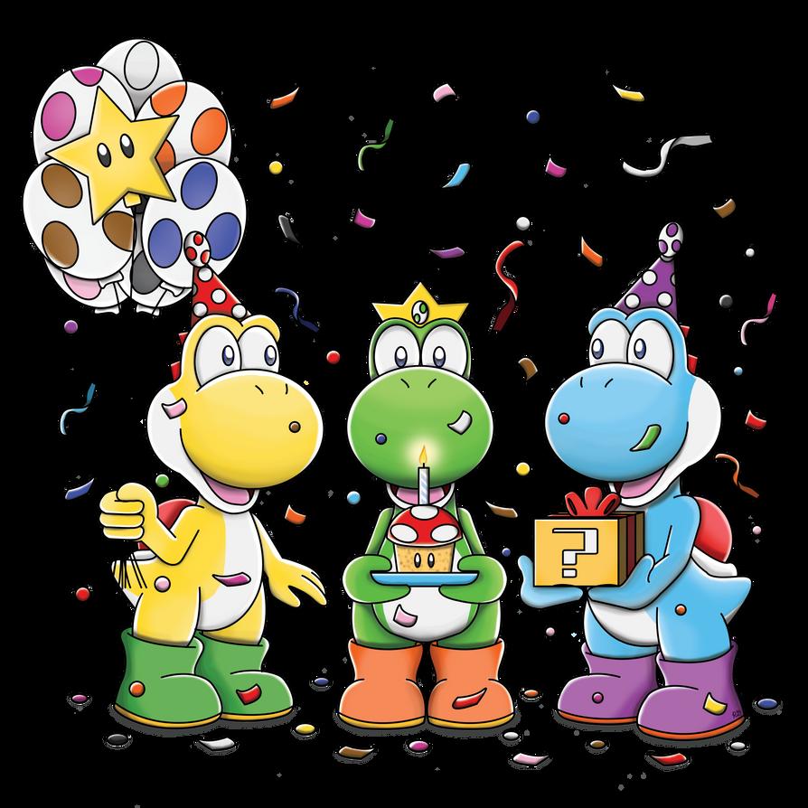 A Yoshi Party