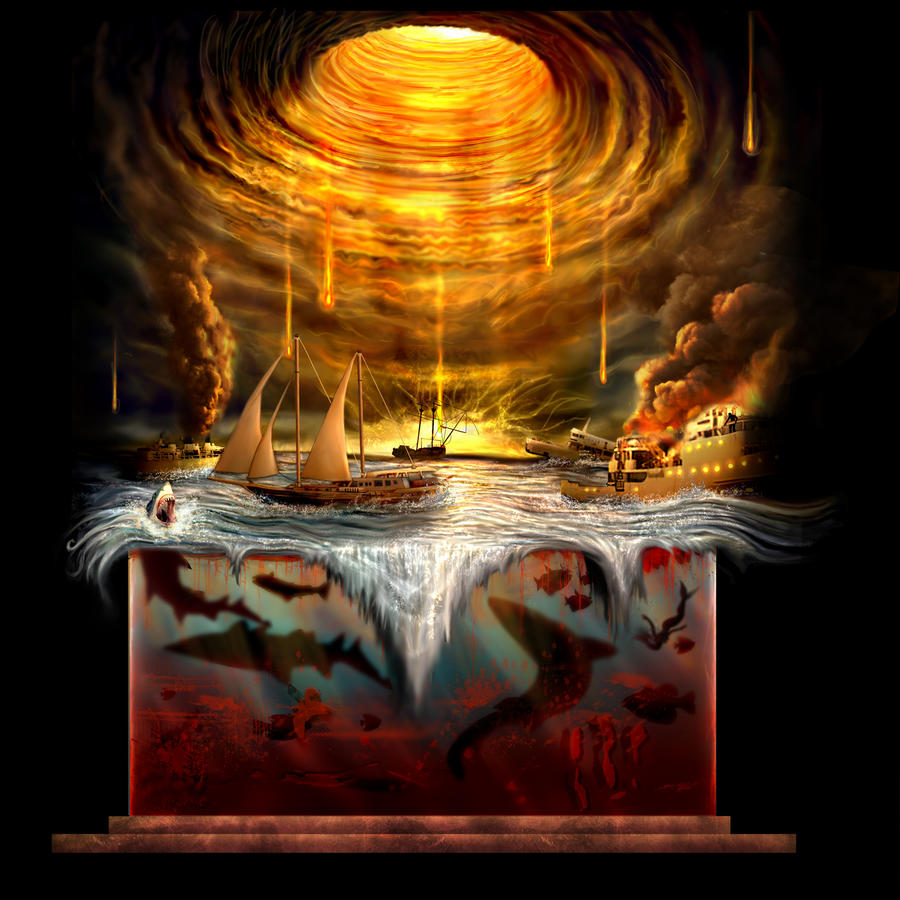 apocalypse by Dejano23