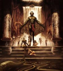 harem of fallen women by Dejano23