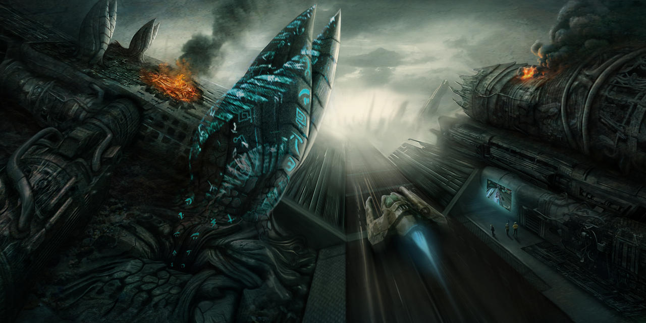 Dead space race by Dejano23