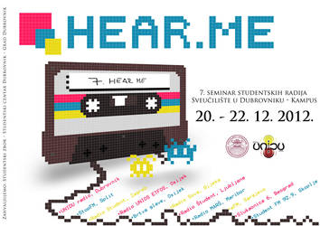 WIP HearMe B1 poster