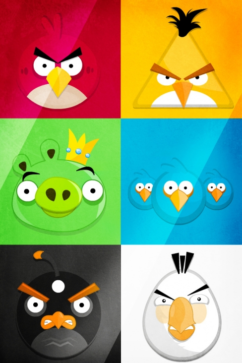 Angry birds karakter angry birds 100 angry birds 100 voltagebd Images