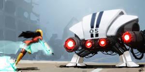 Robot Police!