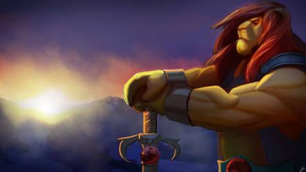 Lion-O by PandaFace