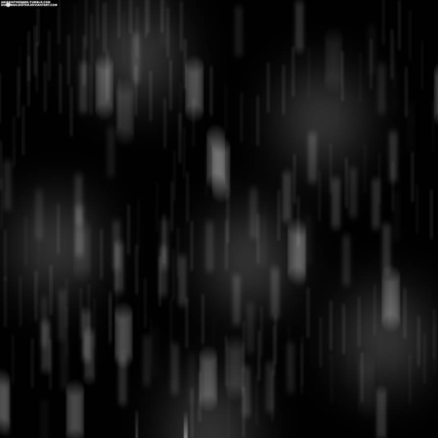 Basic Rain Texture - Two by snowmanjester