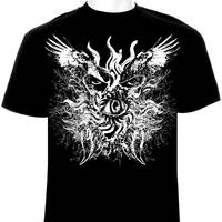 Metal Tshirt designs for sale