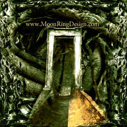 Psycho Extreme Metal front Album cover design by MOONRINGDESIGN