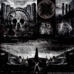 Extreme Industrial Metal CD Album Artwork for sale