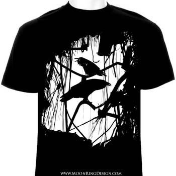 Available Extreme Metal T shirt Design layout art by MOONRINGDESIGN
