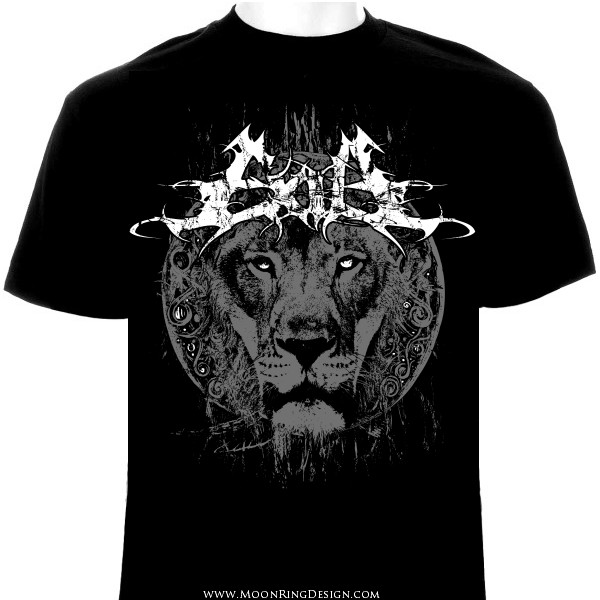 Exile Metal T Shirt Design Graphic Custom Image Fo By