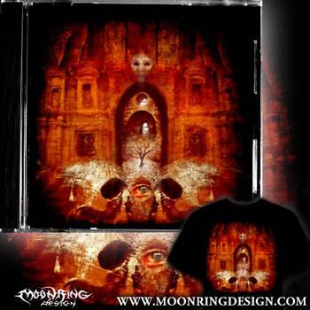 Gate-skulls-tree-dark-death-black-doom-metal-f by MOONRINGDESIGN