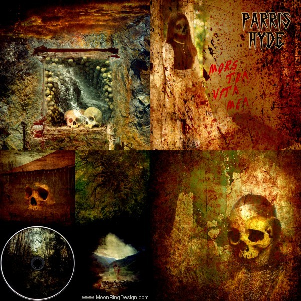 Parris-hyde-heavy-metal-italy-cd-cover-artwork-des by MOONRINGDESIGN
