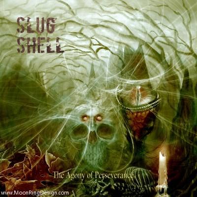Slugshell-usa-front-cover-album-cd-artwork-design- by MOONRINGDESIGN