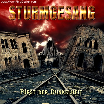 Sturmgesang-germany-rock-oi-cover-front-cd-artwork by MOONRINGDESIGN