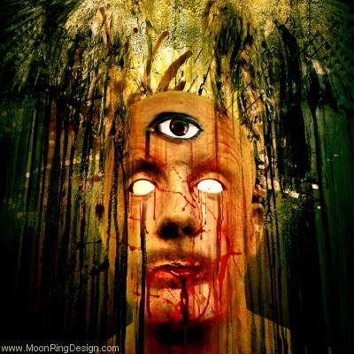 C-face-dark-blood-metal-cd-black-death-thrash-cd-a by MOONRINGDESIGN