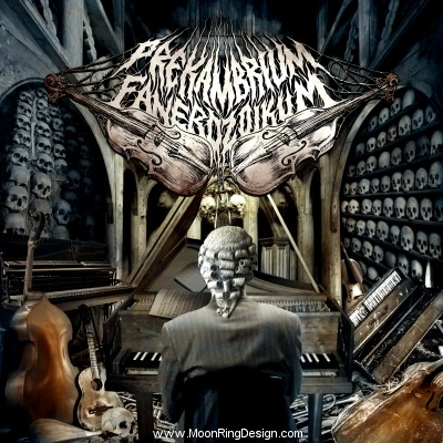 Prekambrium-fanerozoikum-album-death-black-metal-s by MOONRINGDESIGN