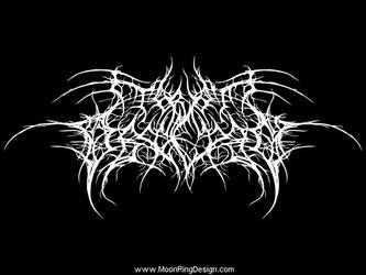 Eternal-obsession-atmospheric-black-metal-band-log by MOONRINGDESIGN
