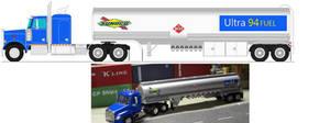 Sunoco Fuel Truck