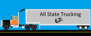 All State Trucking by Johnnewman121