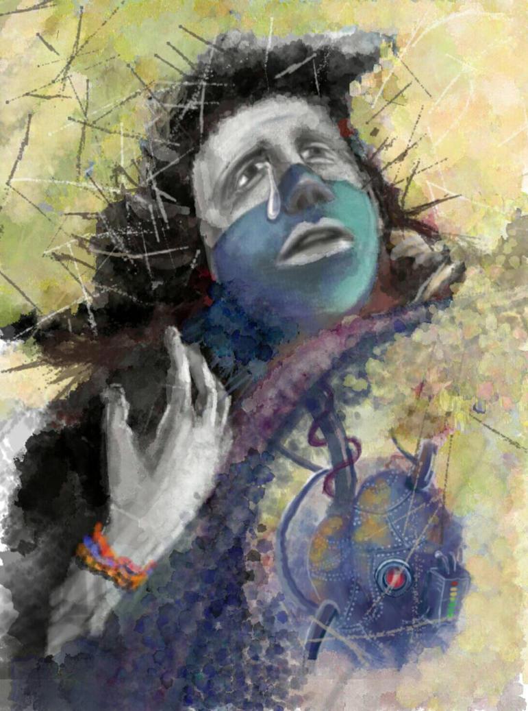artificial sadness by hrum