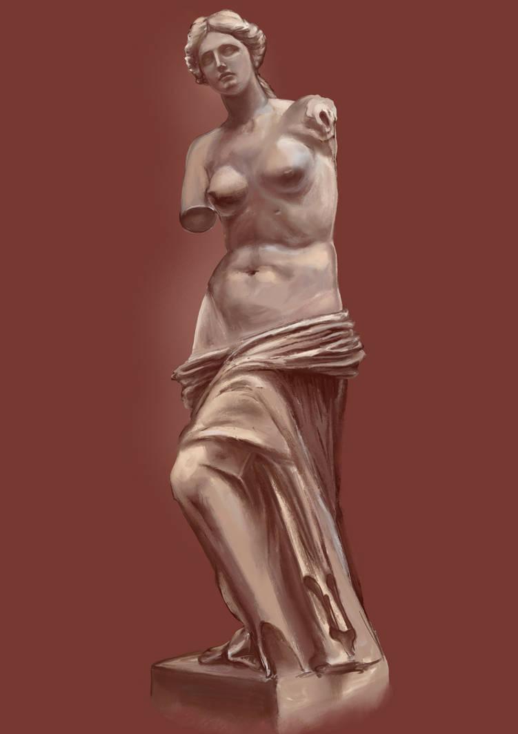 Venus by hrum