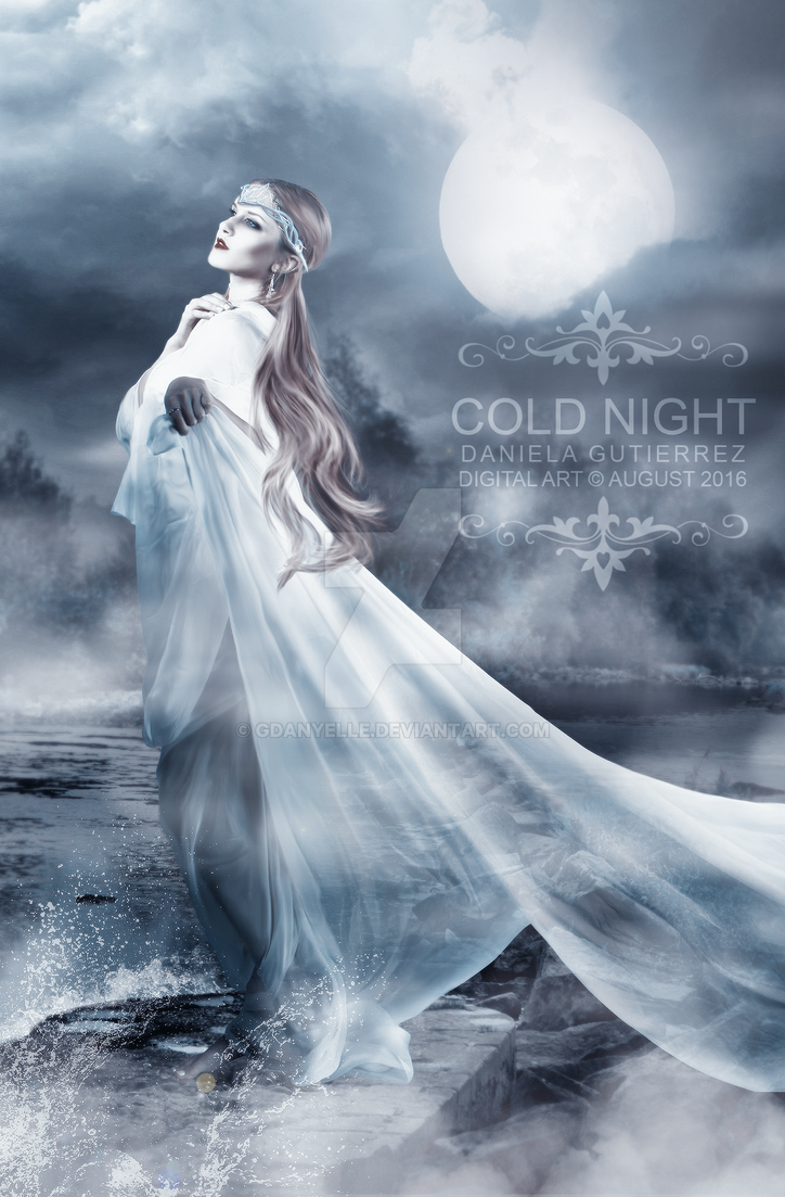 Cold Night by GDanyelle