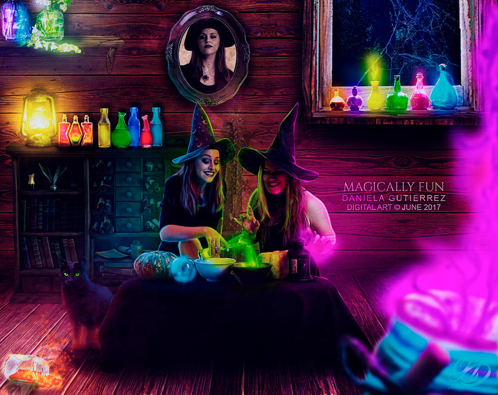 Magically Fun by GDanyelle