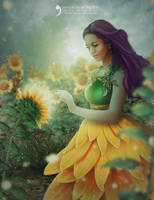 Daughter of the Sun by GDanyelle