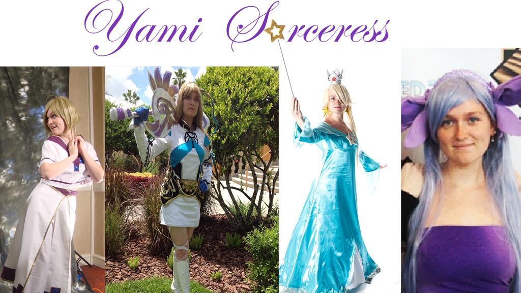 Yami Sorceress Banner 2 by YamiSorceress