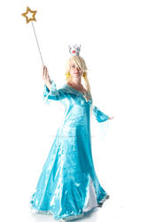 Rosalina Cosplay - Super Mario Galaxy/Smash Bros.