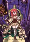 Steam Maiden Sumi Sakurasawa