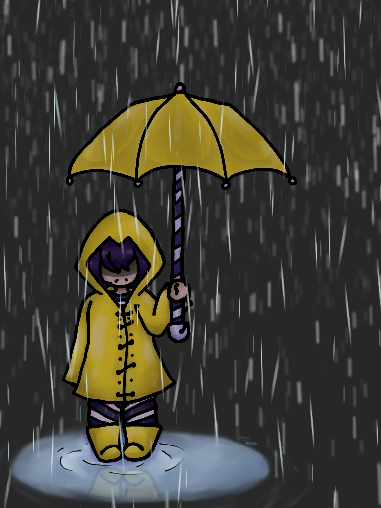 apirl showers or spring rain by The-unknow-6470