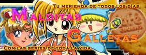 Logo para MalditasGalletas