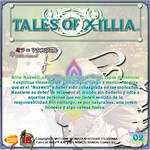 Tales of Xillia Card 02 back - Milla Maxwell