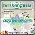 Tales of Xillia Card 02 back - Milla Maxwell