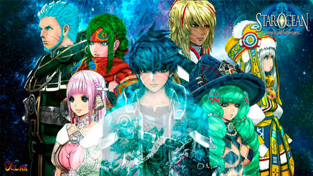 My Star Ocean 5 Wallpaper v.1
