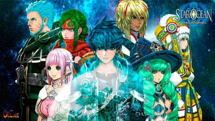 My Star Ocean 5 Wallpaper v.1