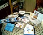 Mi coleccion Final Fantasy