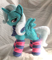 My Little Pony - Trixie with accessories by Lavim