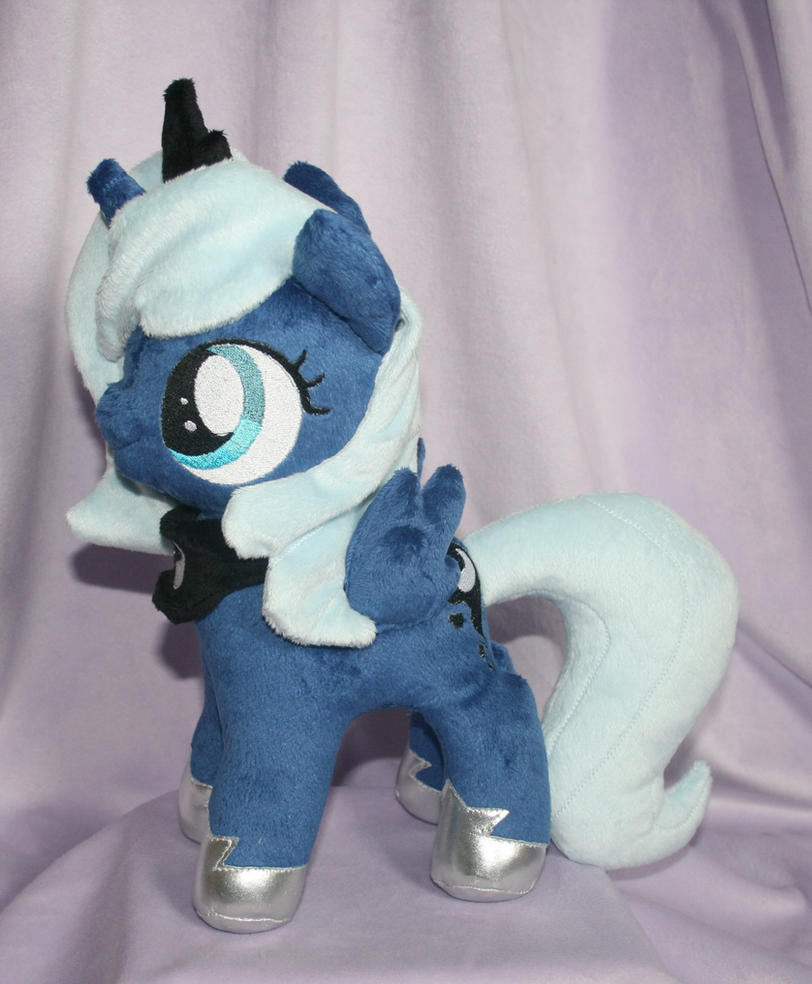 Filly Luna  - My Little Pony by Lavim