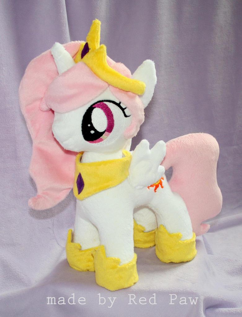 Filly Princess Celestia  My Little Pony by Lavim