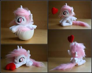 My Little Pony - Princess Celestia - Pocket Plush by Lavim