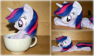My Little Pony - Twilight Sparkle - Beanie Plush by Lavim