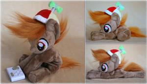 My Little Pony - Button  Mash - Handmade Plush