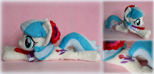My Little Pony - Coco Pommel - Handmade Plush by Lavim