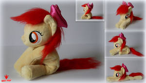 My Little Pony - Apple Bloom - Handmade Plush
