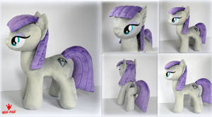 My  Little  Pony -  Maud Pie - Handmade  Plush by Lavim