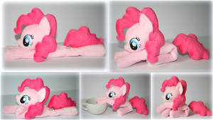 My Little Pony  Pinkie Pie   Beanie Push